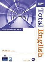 New Total English Upper Intermediate Workbook with Key & Audio CD
