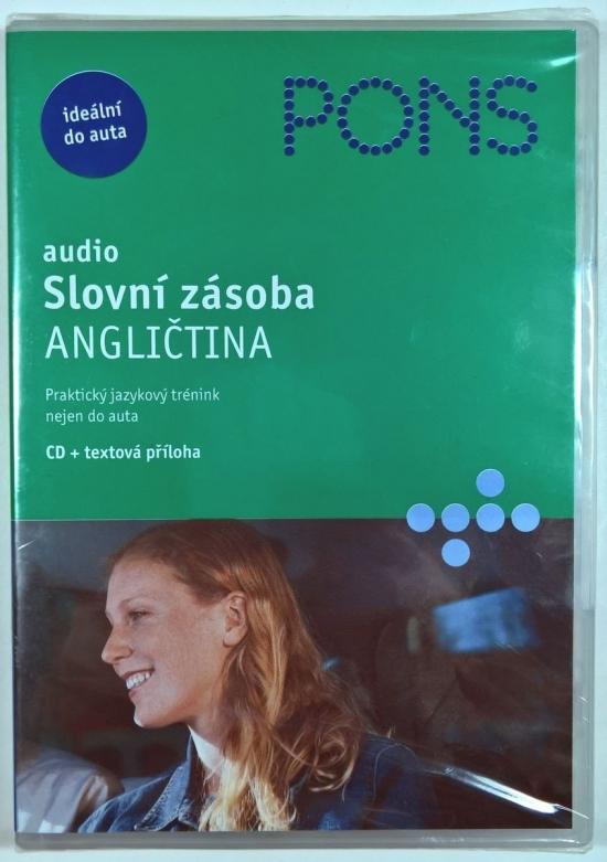 audio Slovní zásoba - Angličtina : 9788073970390