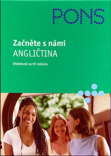 Začněte s námi Angličtina, Efektivně za tři měsíce : 9788086906270