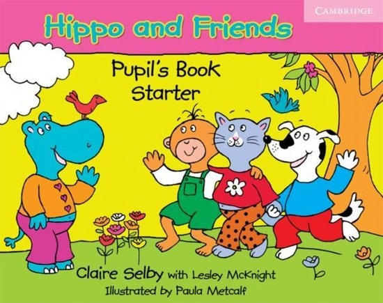 HIPPO AND FRIENDS STARTER STUDENT´S BOOK