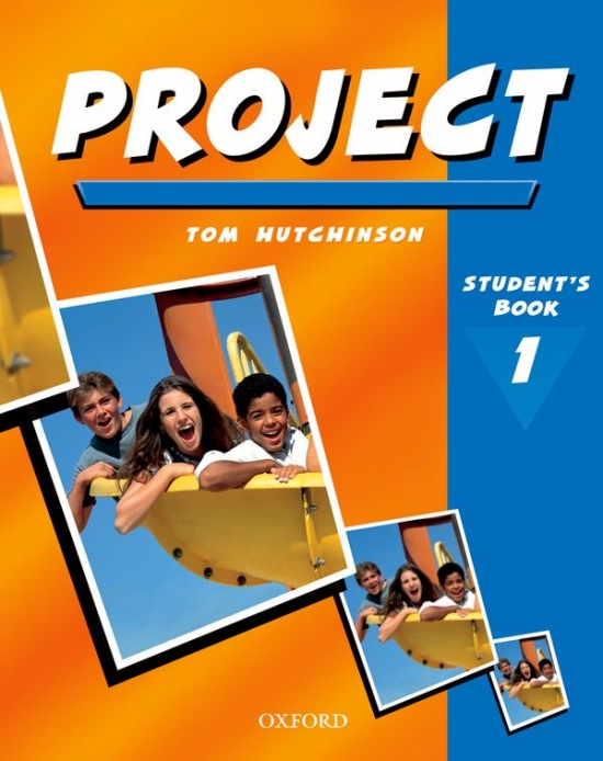 PROJECT 1 STUDENT´S BOOK : 9780194365147