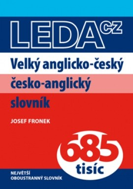 Velký anglicko-český a česko-anglický slovník : 9788073351144