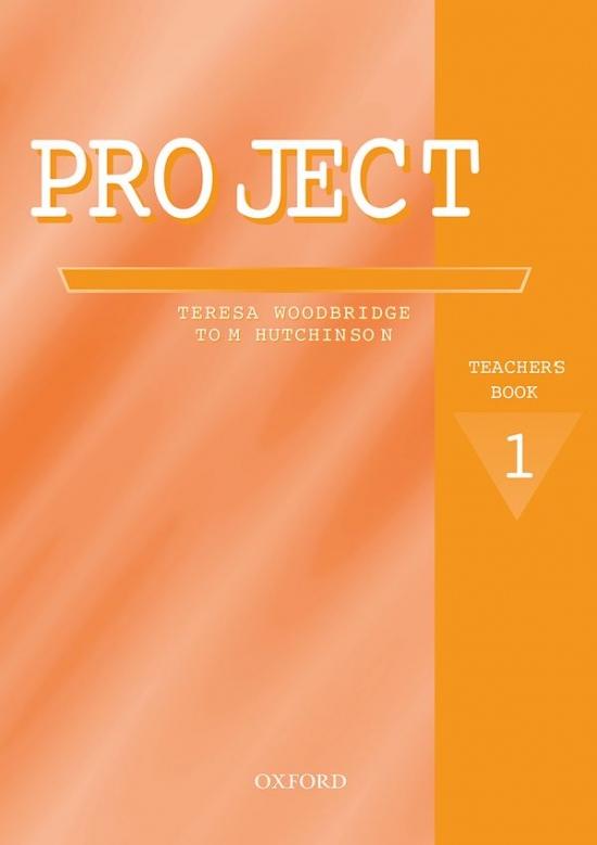 PROJECT 1 TEACHER´S BOOK