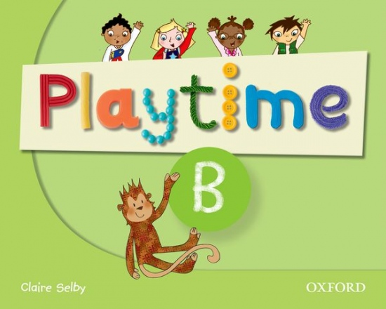 Playtime Level B Course Book