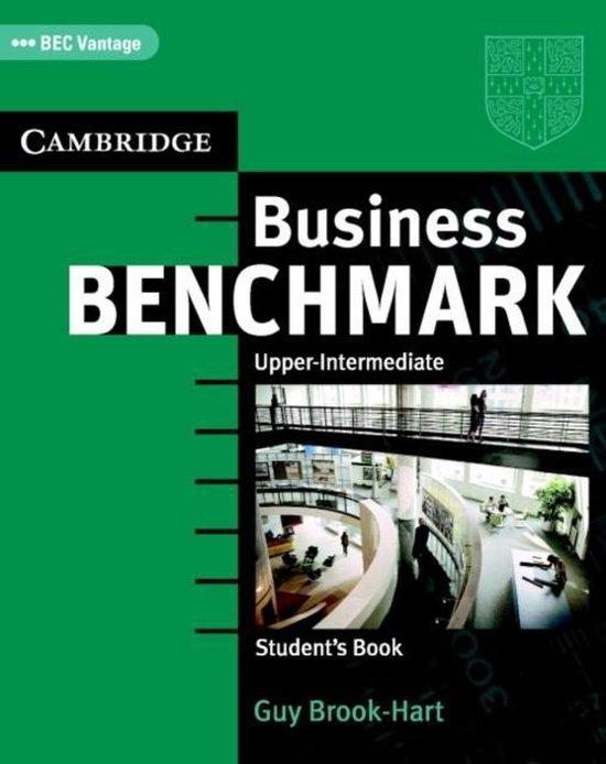 Business Benchmark Upper Intermediate Student´s Book BEC Edition