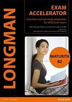 Longman Exam Accelerator Student´s Book + Workbook + audio CD