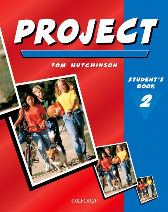 PROJECT 2 STUDENT´S BOOK