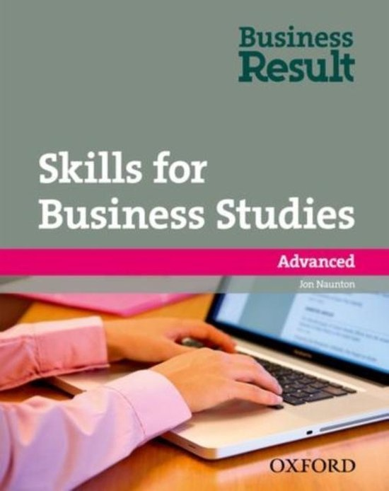 Business Result Advanced SKILLS FOR BUSINESS STUDIES PACK : 9780194739528