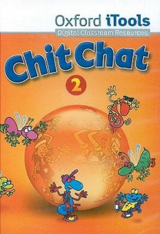 Chit Chat 2 iTools CD-ROM