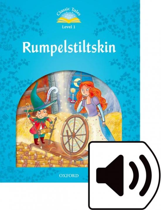CLASSIC TALES Second Edition Beginner 1 Rumplestiltskin + audio Mp3