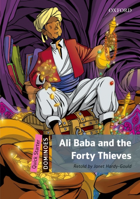 Dominoes Quick Starter Ali Baba and the Forty Thieves with Audio Mp3 Pack