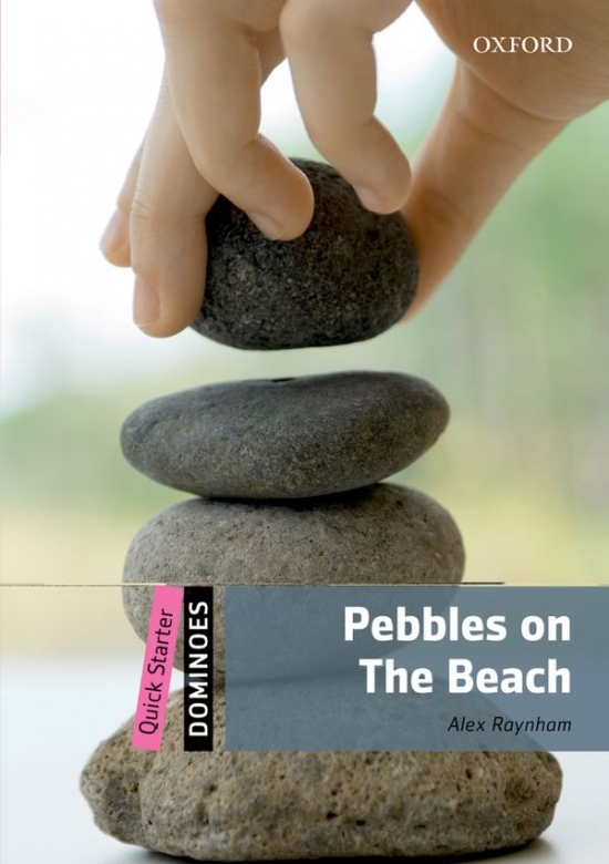 Dominoes Quick Starter Pebbles on the Beach with Mp3 audio Pack