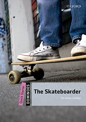 Dominoes Quick Starter The Skateboarder with Mp3 Pack