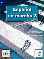 Espanol en marcha 3 - pracovní sešit + CD