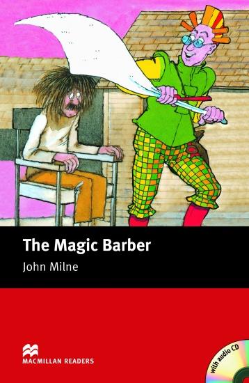 Macmillan Readers Starter The Magic Barber + CD : 9781405077934
