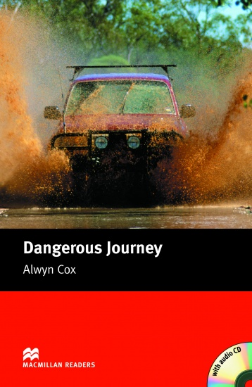 Macmillan Readers Beginner Dangerous Journey + CD