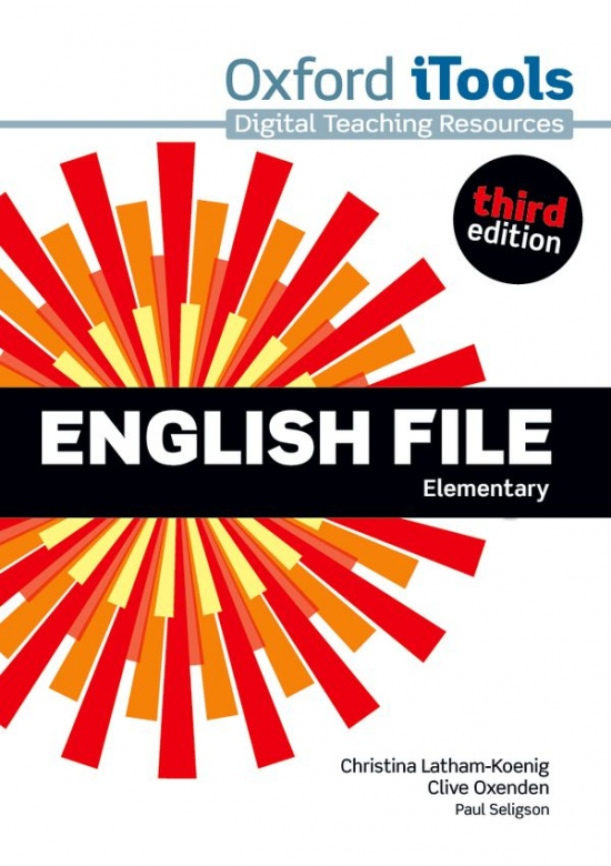 English File Elementary (3rd Edition) iTools DVD-ROM