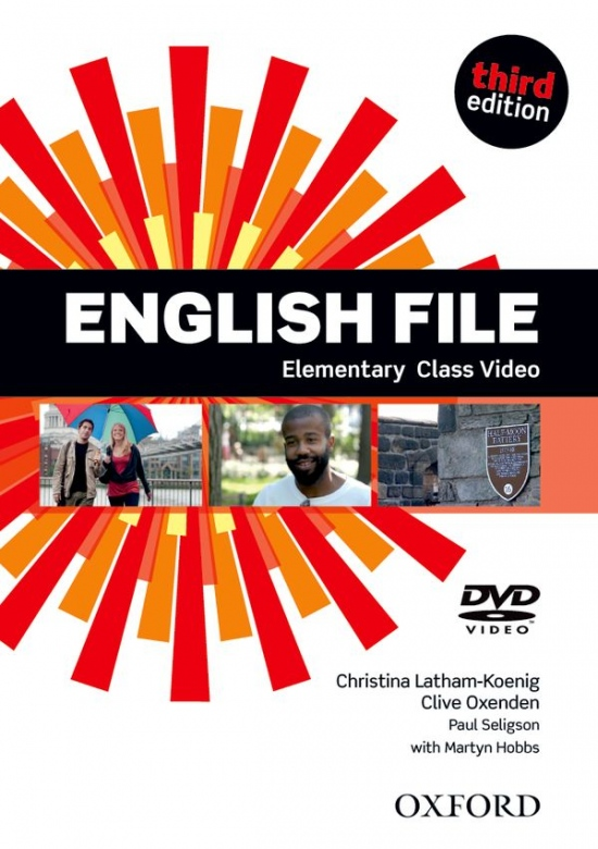 English File Elementary (3rd Edition) Class DVD