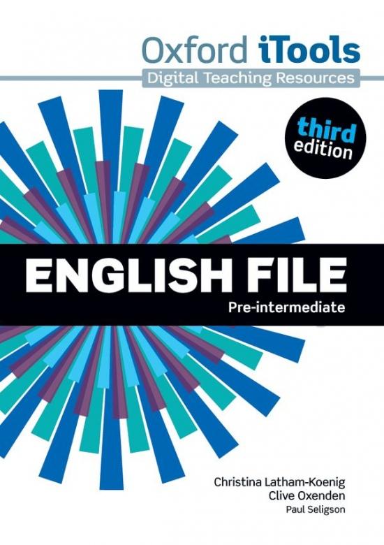 English File Pre-Intermediate (3rd Edition) iTools DVD-ROM