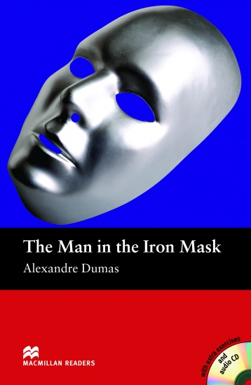 Macmillan Readers Beginner The Man in the Iron Mask + CD