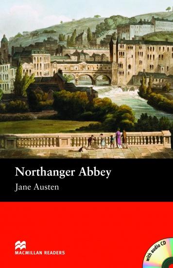 Macmillan Readers Beginner Northanger Abbey + CD : 9781405076326