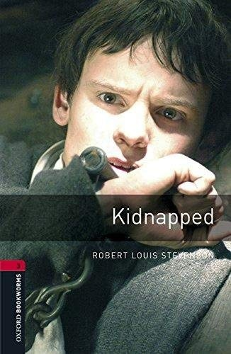 New Oxford Bookworms Library 3 Kidnapped Book with Audio Mp3