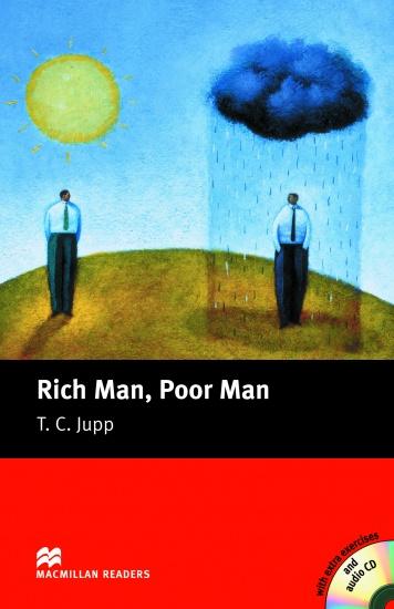 Macmillan Readers Beginner Rich Man, Poor Man + CD