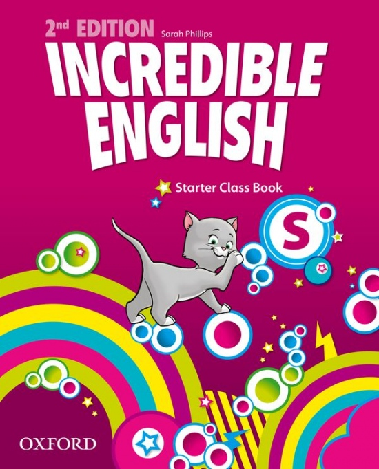 Incredible English Starter (New Edition) Coursebook