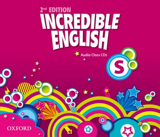 Incredible English Starter (New Edition) Class Audio CD