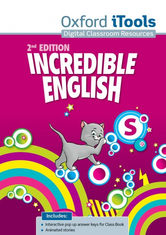 Incredible English Starter (New Edition) iTools DVD-ROM