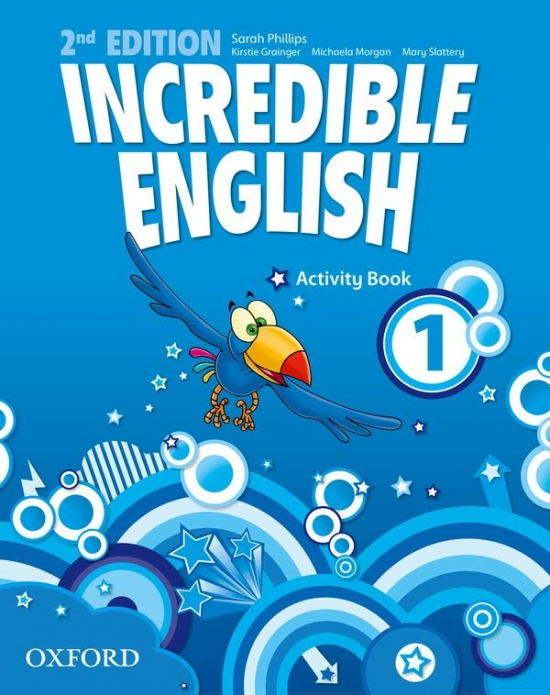 Incredible English 1 (New Edition) Activity Book