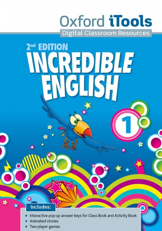 Incredible English 1 (New Edition) iTools DVD-ROM