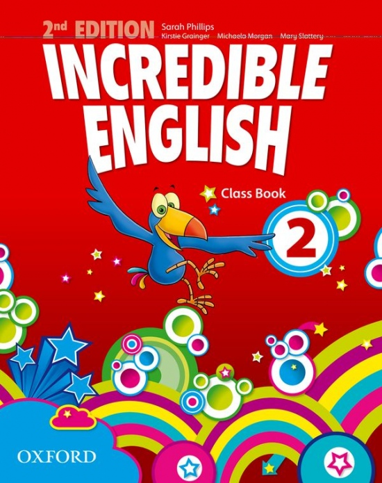 Incredible English 2 (New Edition) Coursebook