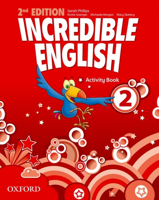 Incredible English 2 (New Edition) Activity Book