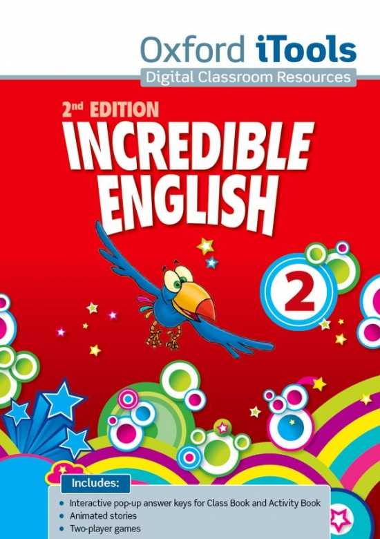 Incredible English 2 (New Edition) iTools DVD-ROM