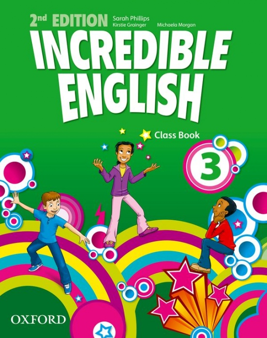 Incredible English 3 (New Edition) Coursebook