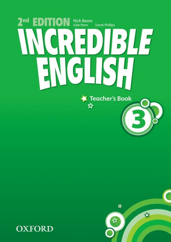 Incredible English 3 (New Edition) Teacher´s Book