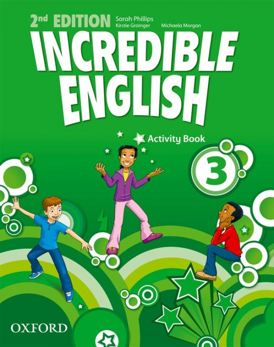 Incredible English 3 (New Edition) Activity Book