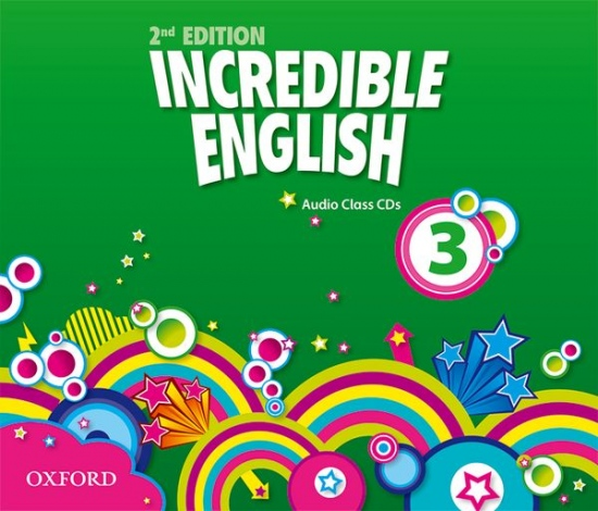 Incredible English 3 (New Edition) Class Audio CD (3)