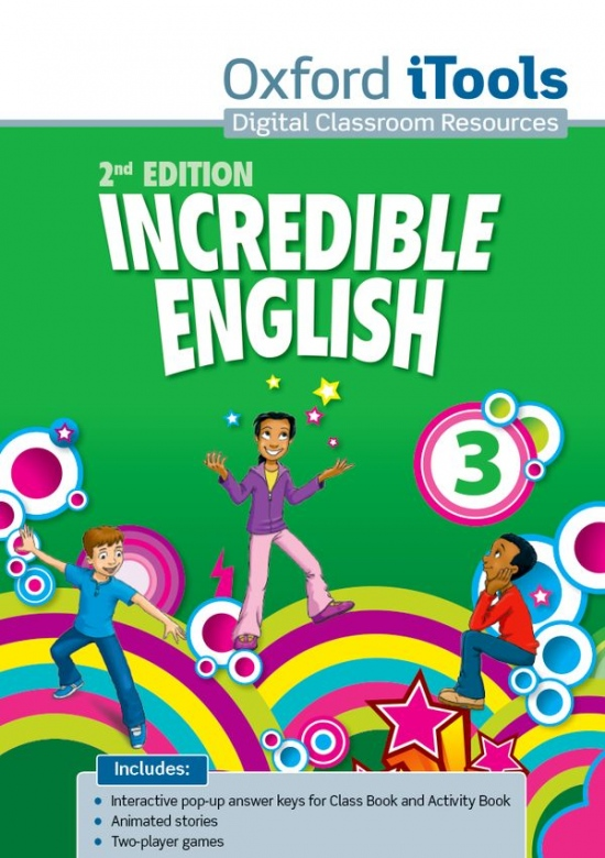 Incredible English 3 (New Edition) iTools DVD-ROM