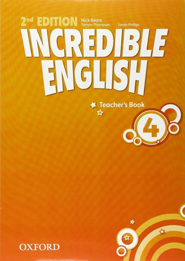 Incredible English 4 (New Edition) Teacher´s Book
