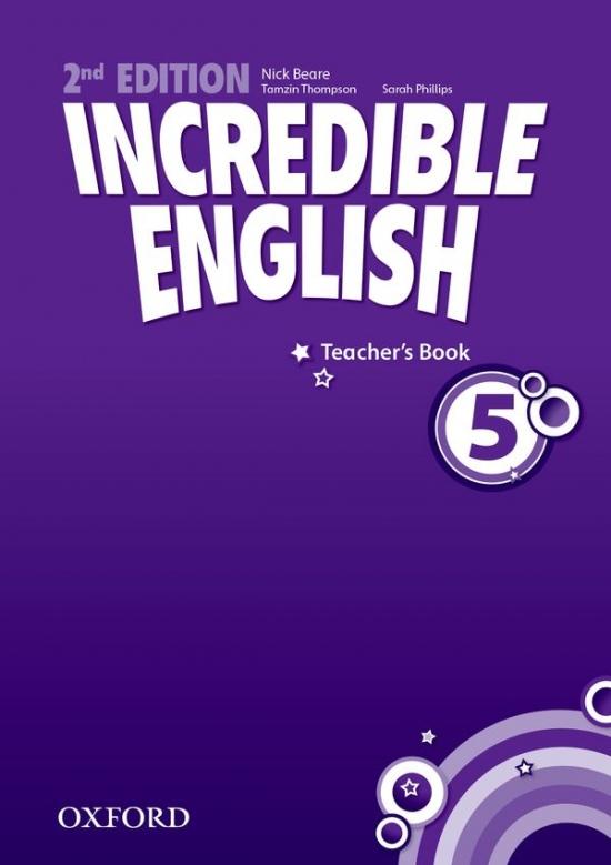 Incredible English 5 (New Edition) Teacher´s Book