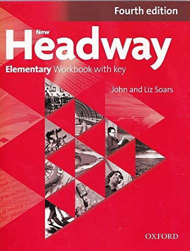 New Headway Elementary (4th Edition) Workbook With Key With Online Practice