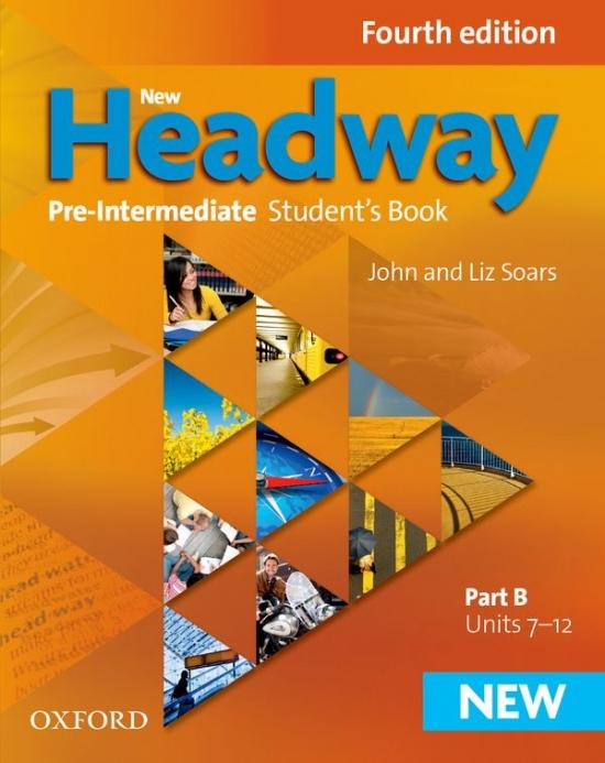 New Headway Pre-Intermediate (4th Edition) Student´s Book B ( International English Edition)
