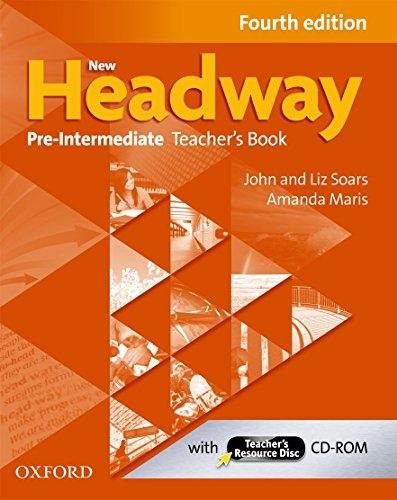 New Headway Pre-Intermediate (4th Edition) Teacher´s Book with Teacher´s Resource Disc