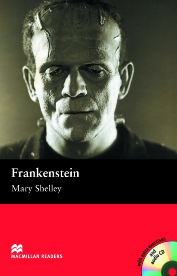 Macmillan Readers Elementary Frankenstein + CD