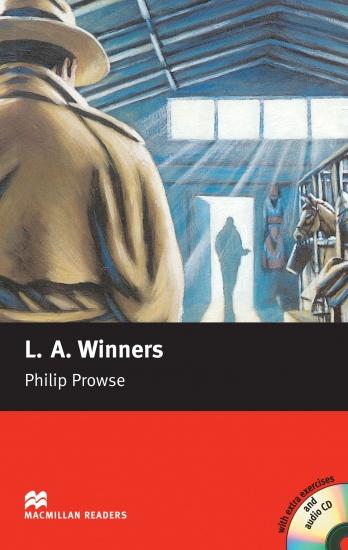 Macmillan Readers Elementary L.A.Winners + CD : 9781405076975