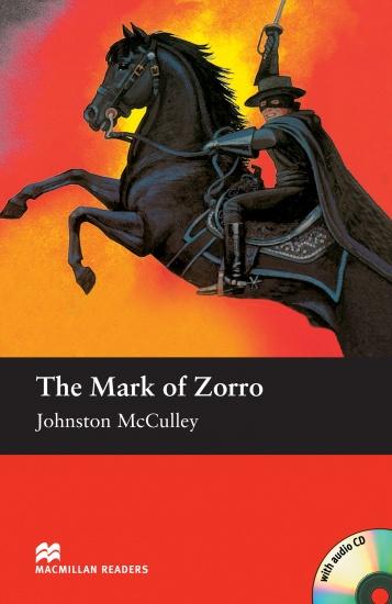 Macmillan Readers Elementary The Mark of Zorro + CD