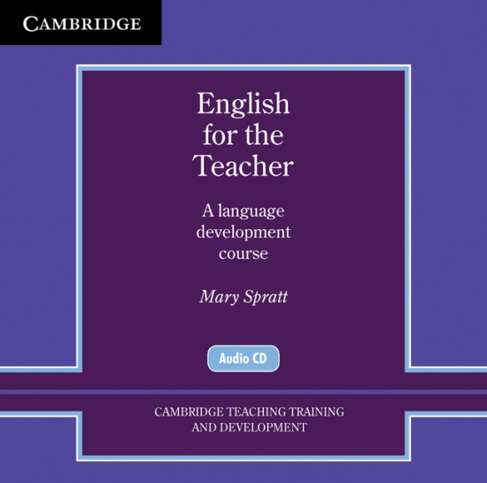 English for the Teacher Audio CDs (2)
