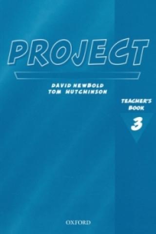 PROJECT 3 TEACHER´S BOOK